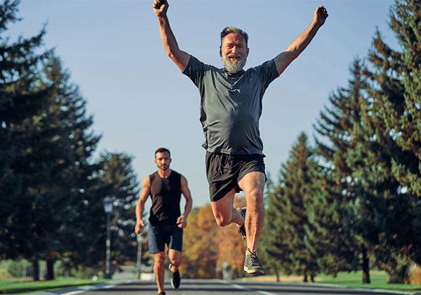 Chạy bền giúp giảm ung thư