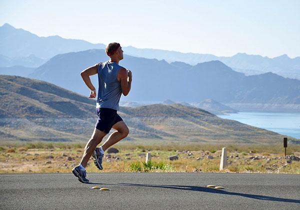 Chạy bền giúp ngủ ngon