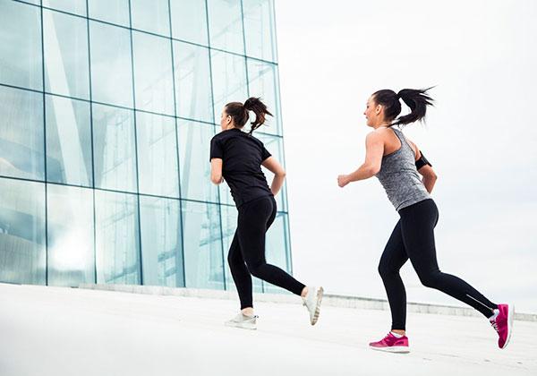 Chạy bộ giảm cân toàn thân