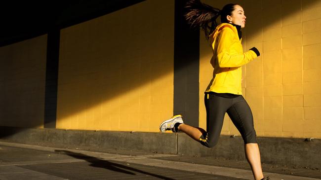 Chạy bộ giảm mỡ đùi