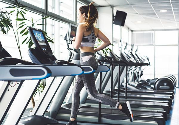 Chạy bộ giúp tăng cơ giảm mỡ