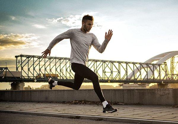 Chạy buổi sáng giúp nâng cao chất lượng tình dục