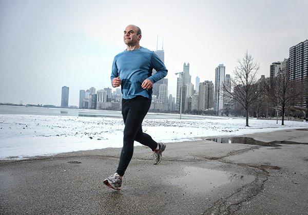 Chạy buổi sáng giúp nâng cao sức đề kháng