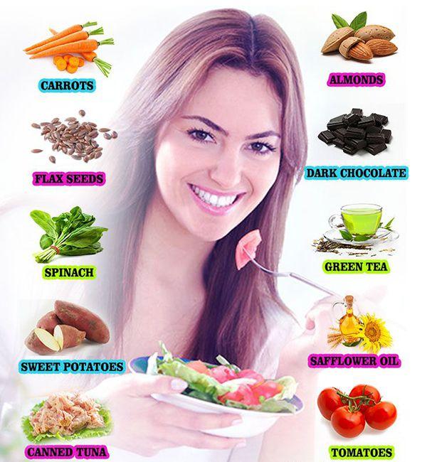 Chế độ ăn giảm mỡ mặt