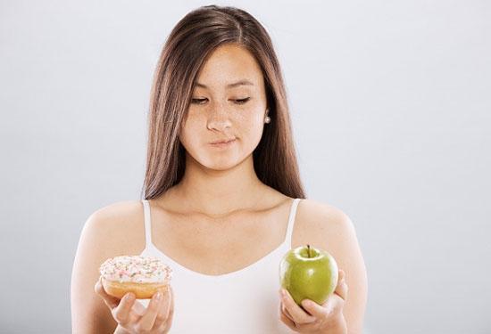 chế độ dinh dưỡng giảm mỡ
