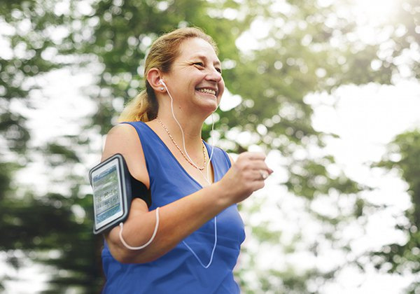 Đi bộ giúp giảm căng thẳng