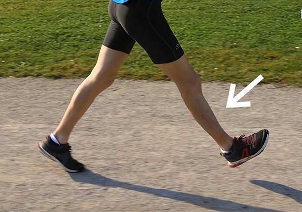 Đi bộ nhanh nâng tần suất bước