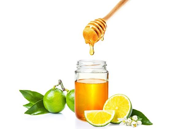 Giảm cân bằng mật ong với chanh