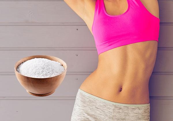 Cách giảm mỡ bụng bằng muối cho nữ đơn giản, hiệu quả Nhất