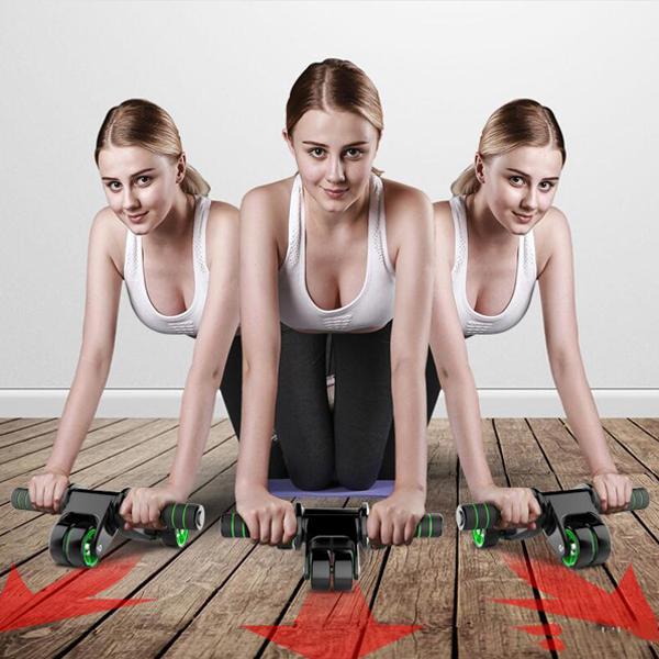 cách sử dụng máy tập gym giảm mỡ bụng hiệu quả