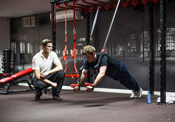 Tập Gym 4 lần 1 tuần