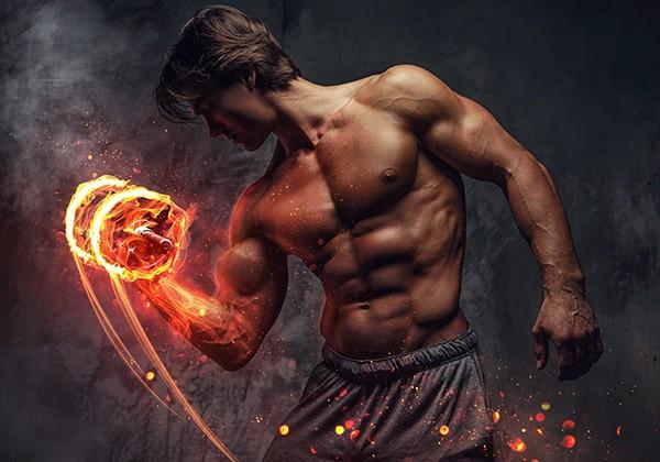 Tập Gym giúp tăng Testosterone