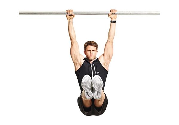 Hanging Leg Raise - Hướng dẫn cách tập chuẩn cho người Mới