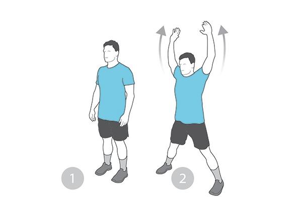 Jumping Jack là gì? Tập Jumping Jack thế nào để giảm cân tốt?