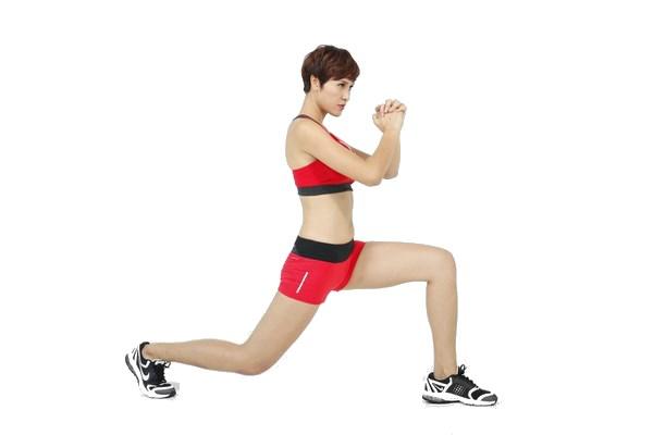 lợi ích tập lunge