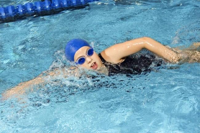 tập lướt dưới nước
