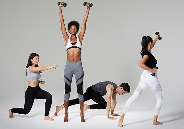 Tập luyện thể thao cường độ cao