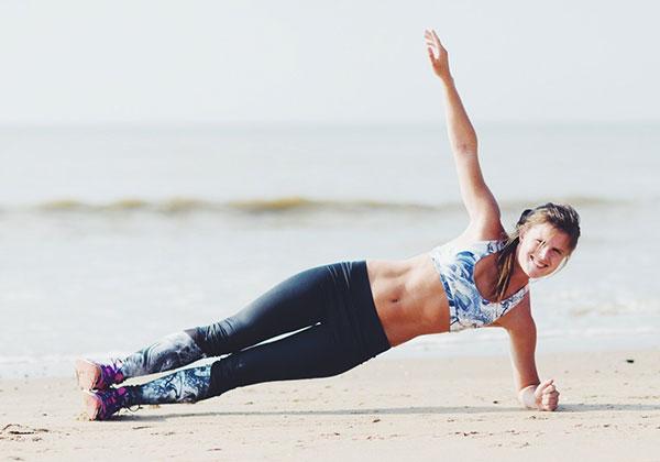 Các bài tập thể dục giảm eo tại nhà cho nữ hiệu quả nhanh nhất