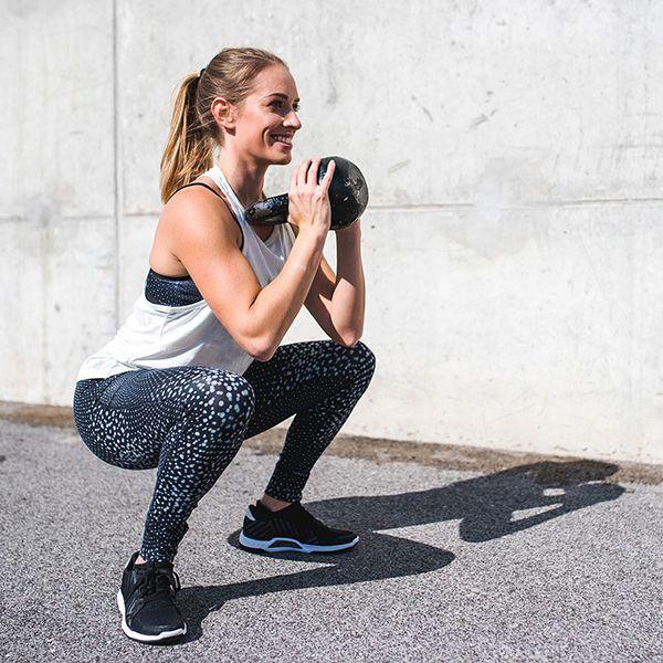 Tập Squat giúp tăng cơ giảm mỡ