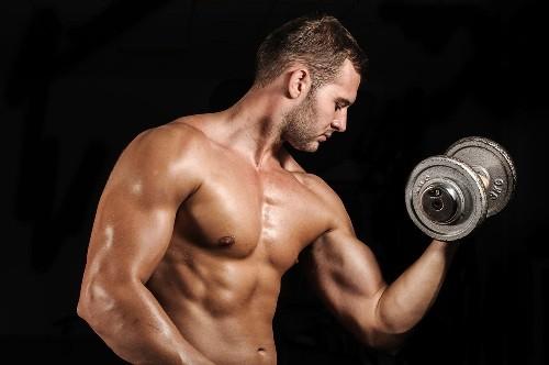 tập tạ giúp tăng cơ