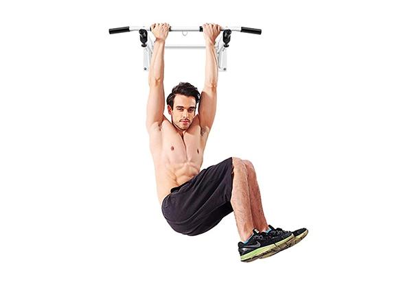 Tập xà đơn giúp tăng cơ bắp