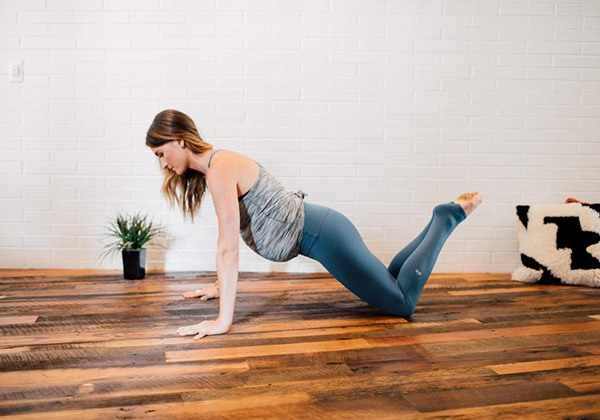 Các bài tập Yoga cho bà bầu 3 tháng đầu an toàn và tốt Nhất !