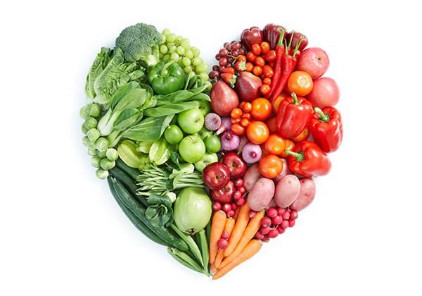 Tập Yoga nên ăn nhiều rau