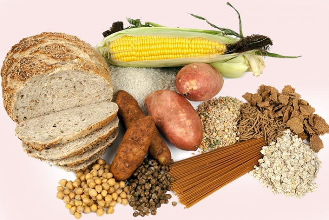 thực phẩm giàu carbohydrate