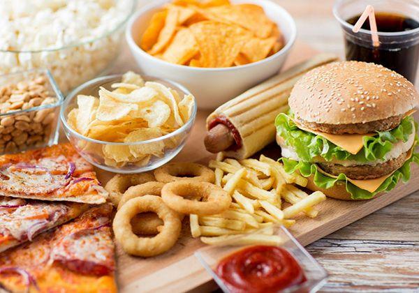 Thực phẩm chứa chất béo