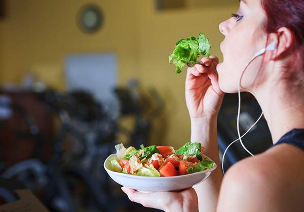 Thực phẩm nên ăn sau tập Gym giảm cân