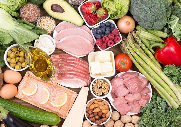 Thực phẩm nên có trong thực đơn Low Carb