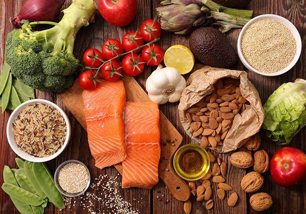 Thực phẩm tăng cân tăng cơ