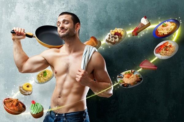 Thực phẩm tạo cơ bụng 6 múi