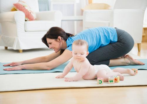 Cách giảm béo bụng sau sinh mổ an toàn, hiệu quả nhất cho Nữ