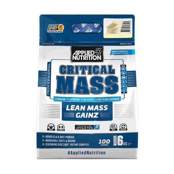 Sữa tập Gym Critical Mass
