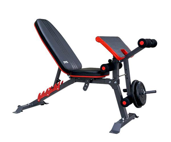 Ghế tập Gym đa năng DDS-1205 giá rẻ tại Thiên Trường Sport