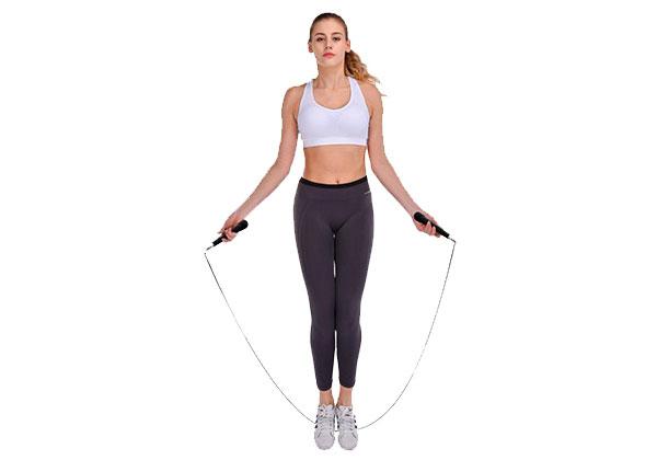 Nhảy dây giúp tăng chiều cao tốt