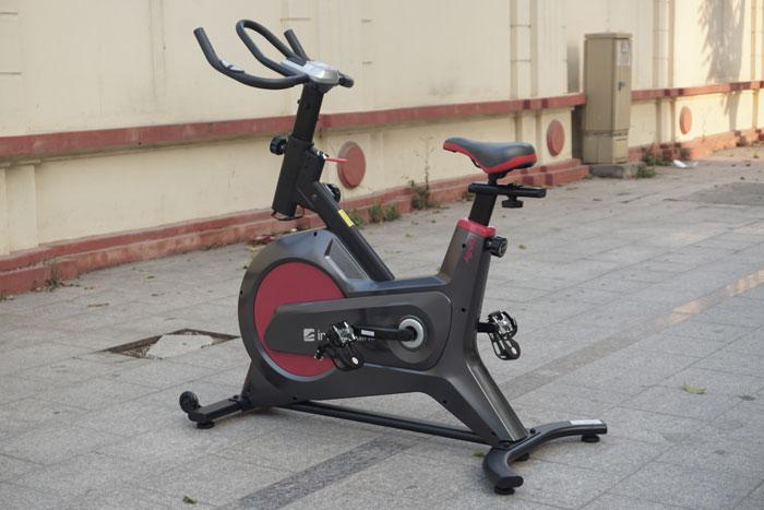 Hình ảnh thực tế xe đạp tập Spin Bike TK2070