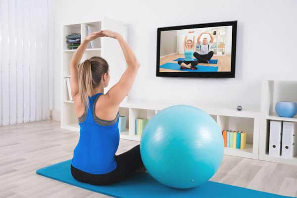 Bí quyết học Yoga Online hiệu quả