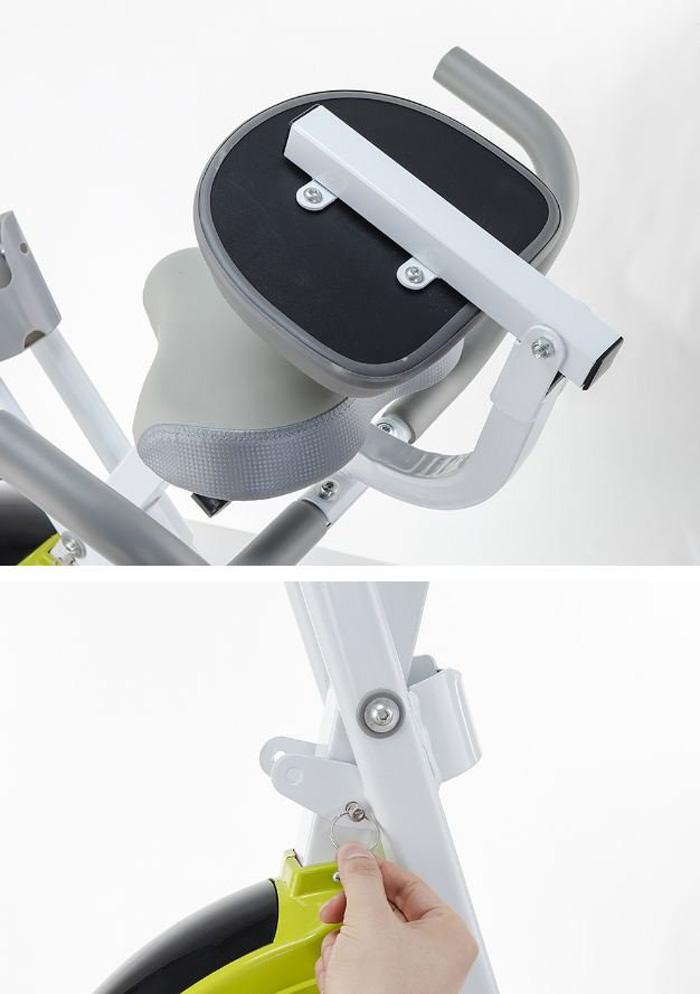 Các bộ phận của xe đạp tập X-Bike