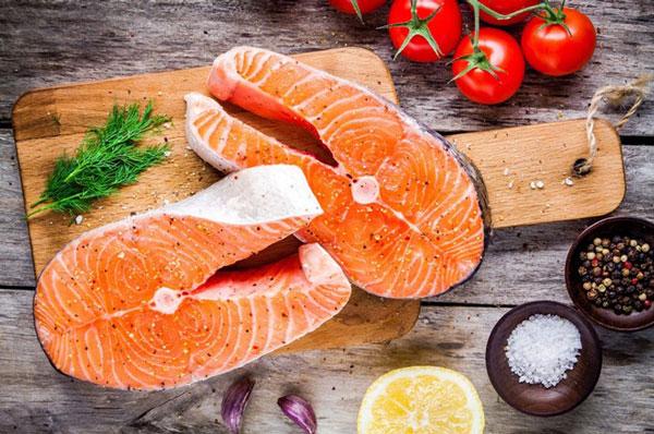 Các loại cá hỗ trợ quá trình giảm mỡ bụng