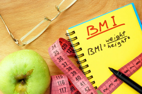 Chỉ số BMI sẽ phụ thuộc vào yếu tố nào?
