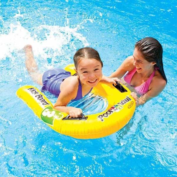 Kinh nghiệm chọn phao bơi an toàn cho bé