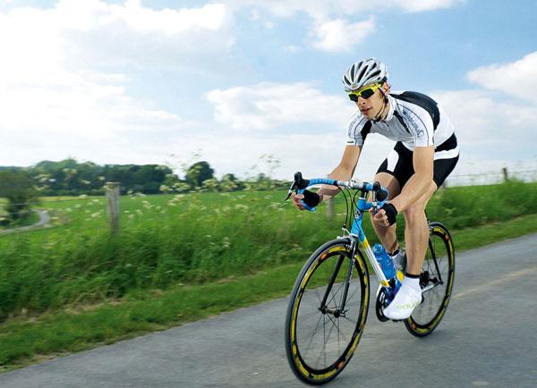 Tăng chiều cao bằng cách đạp xe đạp