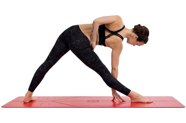 Chọn thảm tập Yoga qua độ bám của thảm