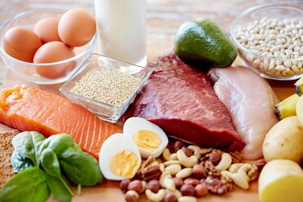 Giảm mỡ bắp chân bằng chế độ dinh dưỡng