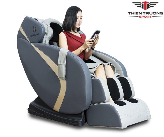 Ghế massage Oreni OR-150 chính hãng, công nghệ Nhật Bản !