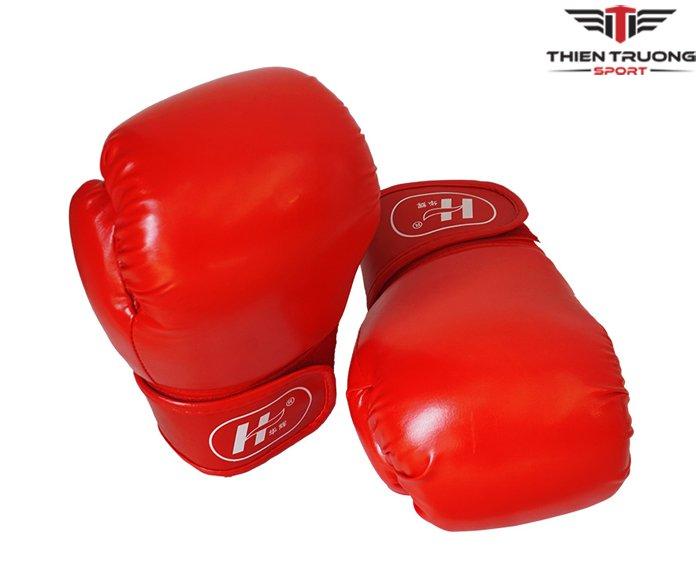 Găng tay boxing chữ H SD017 của Huahui giá rẻ nhất Việt Nam