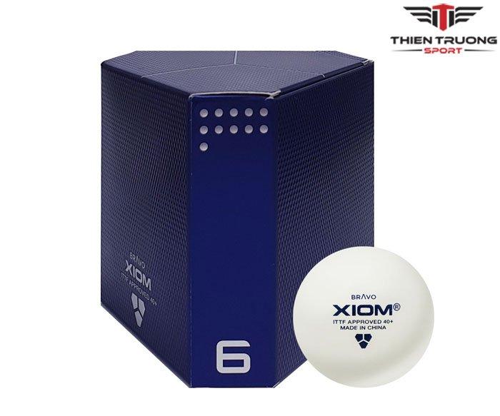 Quả bóng bàn Xiom 40+ ABS Bravo đạt chuẩn thi đấu, giá tốt
