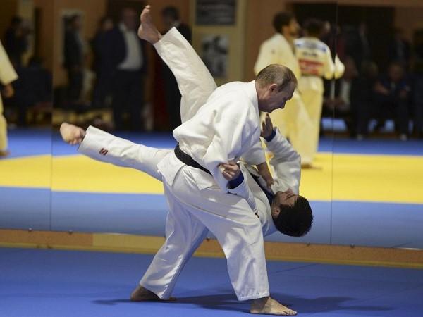 Môn võ Judo